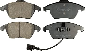 KFE Ultra Quiet Advanced KFE1107A-104 Premium Ceramic FRONT Brake Pad Set