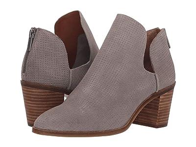 Lucky Brand Powe (Titanium Suede Leather) Women