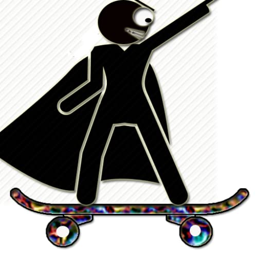 Stickman Skate Board : 360 Epic City