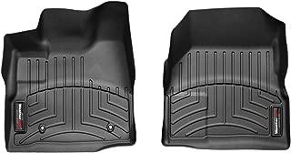 WeatherTech  442711  Custom Fit Front FloorLiner for Chevrolet Equinox, Black