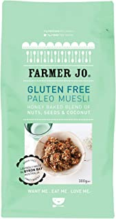 Farmer Jo Gluten Free Paleo Muesli, 300 g