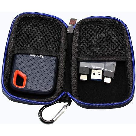 Gubee Hart Reise Tasche Case Für Sandisk Extreme Computer Zubehör