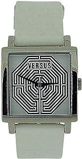 Versus Versace - Versace Dazzle AL12SBQ901-A001 - Reloj de pulsera para mujer, color blanco