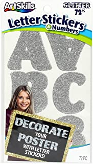 Best glitter letters for posters Reviews