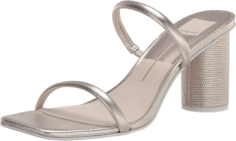 Dolce Vita Women's Chic City Sandal Heeled