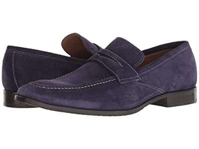 Robert Talbott Nicasio (Purple Suede) Men