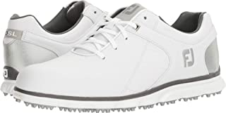 FootJoy Men's Pro/Sl-Previous Season Style Golf Shoes White 13 W