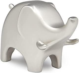 Umbra Anigram Ring Holder, Elephant, Nickel