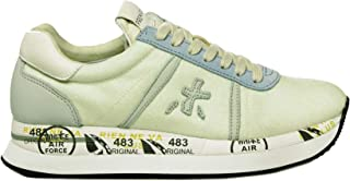 PREMIATA Luxury Fashion Womens CONNY4030 Light Blue Sneakers | Fall Winter 19