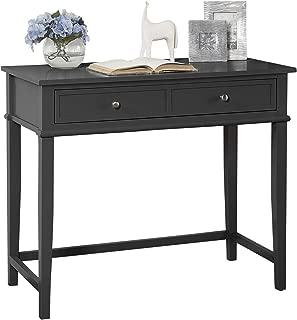 Franklin Writing Desk, Black