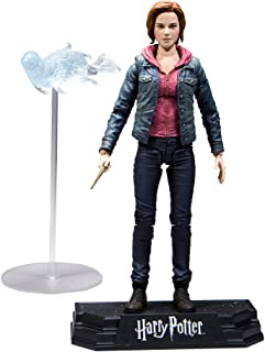 Mcfarlane Toys 13305 Harry Potter Deathly Hallows Pt Ii Hermione 7In Action Figure, Multi