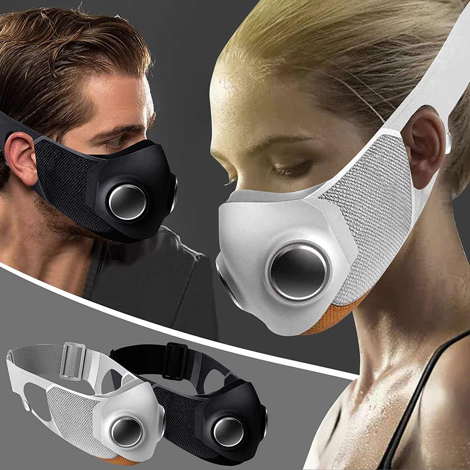 Reusable Max 51% OFF Safety Face low-pricing Shields Respirator for Fashion Supe Adult