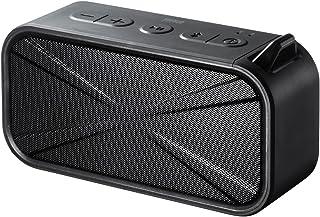 サンワサプライ 防水・防塵対応Bluetoothワイヤレススピーカー MM-SPBT3BK