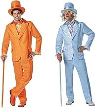 Dumb and Dumber Harry and Lloyd Adult Costume Bundle Set - One-Size