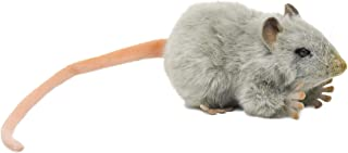 Hansa Mouse Plush, Gray