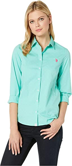 05cefdf50c4 Women s Polka Dot Shirts   Tops
