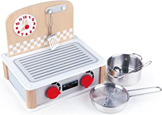 2-in-1 Kitchen & Grill Set