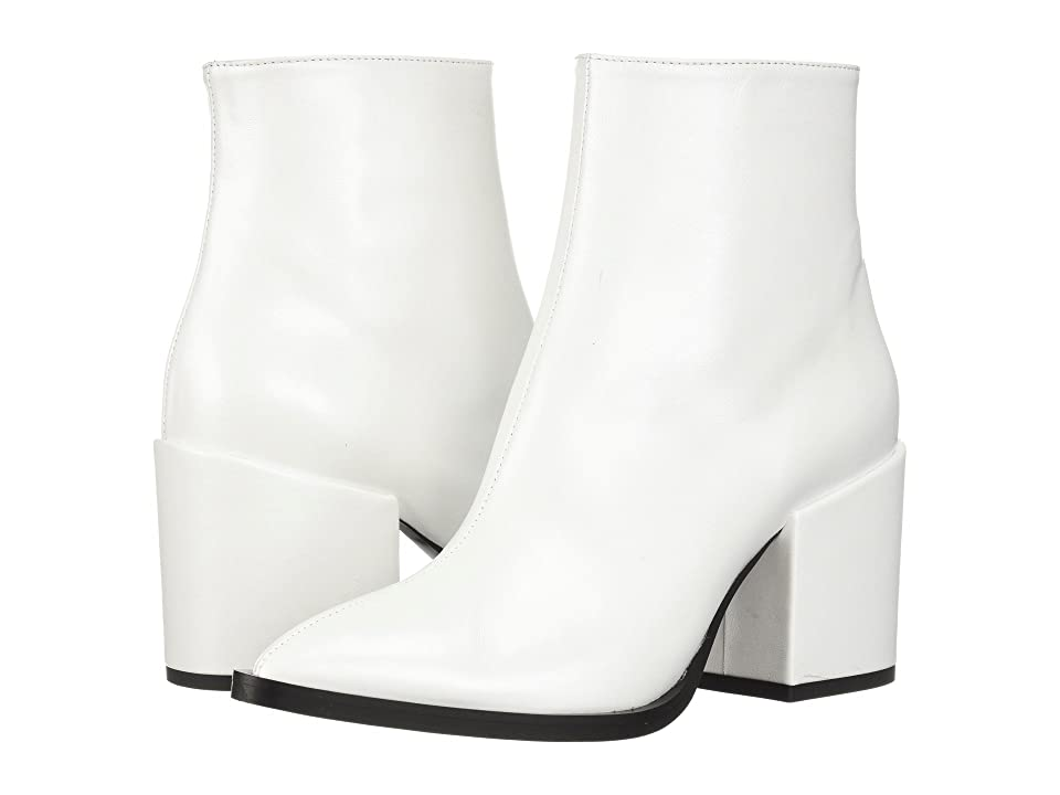 McQ Shadow Ankle Boot (Pearl) Women