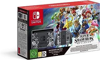 Nintendo Switch - Edición Super Smash Bros. Ultimate
