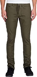 Men's Stone Made Gritter Tapered Canvas Chino Pant