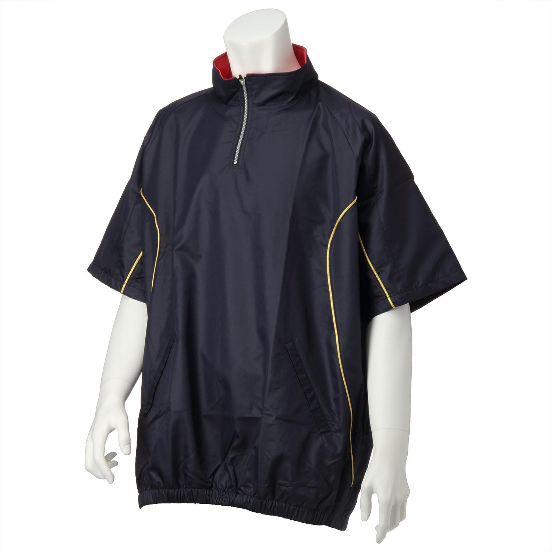 REWARD (Rewado) ShortSleeved HalfZip Jacket GW31 06 Navy O