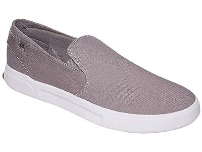 Quiksilver Surf Check II Premium (Grey/Grey/Grey) Men