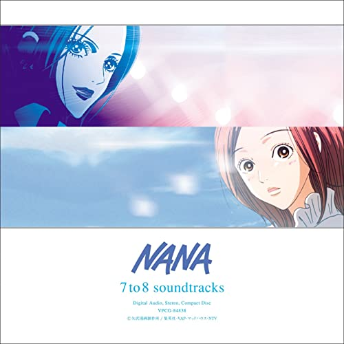 NANA 7to8 soundtracks