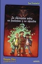 Dragón Díaz y el Club de 2 + 2 = 5. La diferencia entre un fantasma y un espectro (Libros Para Jovenes / Books for Young) ...