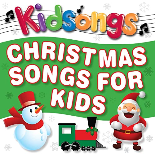 Christmas Songs For Kids By Kidsongs On Amazon Music Amazon Com