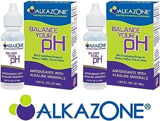 alkazone alkaline ph booster drops