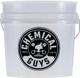 Chemical Guys Acc_103 Heavy Duty Detailing Bucket Logo (4.5 Gal)