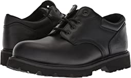 Uniform Classic Leather Oxford Steel Safety Toe