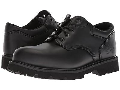 Thorogood Uniform Classic Leather Oxford Steel Safety Toe