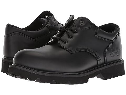 Oxford Uniforme Safety Steel clásico Negro Thorogood Toe Cuero z1qSagH