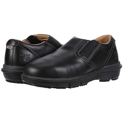 Timberland Boldon Slip-On Alloy Safety Toe SD+ (Black) Men