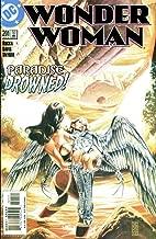 Wonder Woman (2nd Series) #201 FN ; DC comic book