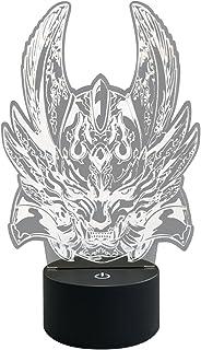 牙狼 LEDパネル USB専用タイプ 全長20cm 七色に光る!