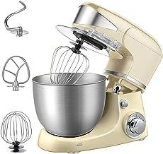 Machine de Chef, Petit MéLangeur PâTe de MéNage Fouet éLectrique Multifonctionnel de PéTrissage Automatique IdéAl pour DéB...