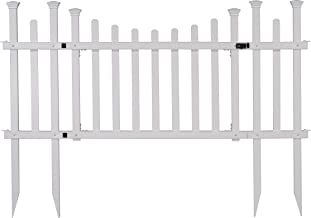 Best picket fence and gate Reviews