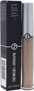Giorgio Armani Eye Color - Pack of 1, 9 Cold Copper, 6.5ml/0.22oz