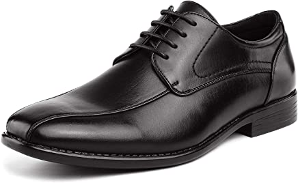 Bruno Marc Men's DP Lace Up Oxford Dress Shoes