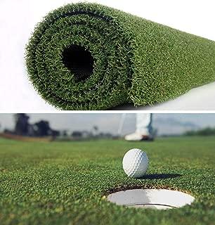 · Petgrow · Pro Putting Green Golf Artificial Grass Turf - Indoor Outdoor Golf Training Mat, Synthetic Fake Grass for Baseball Football Gym Sports