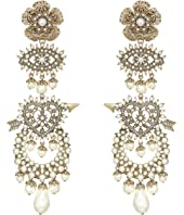 Marchesa - Drama Chandelier Earrings