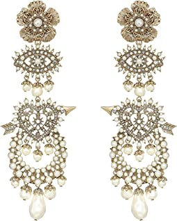 Drama Chandelier Earrings