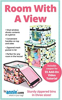 by Annie Room with A View Pattern, None