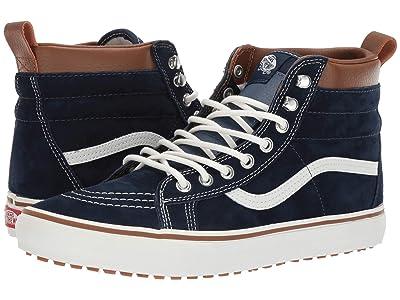 Vans SK8-Hi MTE ((MTE) Dress Blues/Marshmallow) Skate Shoes