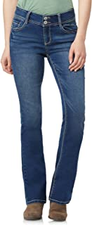 Juniors InstaStretch Luscious Curvy Bootcut Jeans
