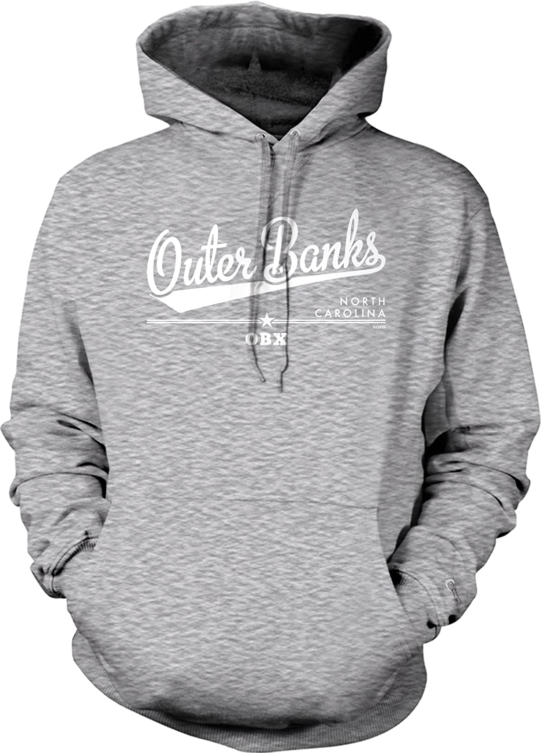 NOFO 25% OFF Clothing Co Outer Banks Sweatsh Luxury OBX North Carolina Hooded