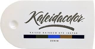 Imagine Crafts Tsukineko 5-Color Kaleidacolor Ink Pad, Denim