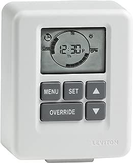 leviton timer receptacle